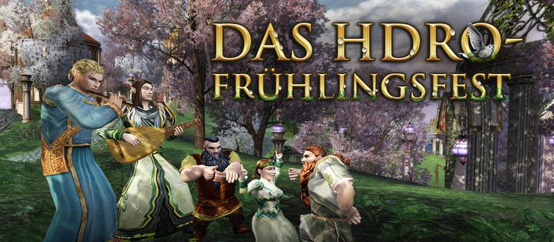 Frühlingsfest Hdro Guide